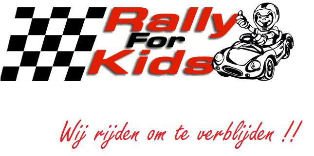 Rally for Kids | Wij rijden om te verblijden -